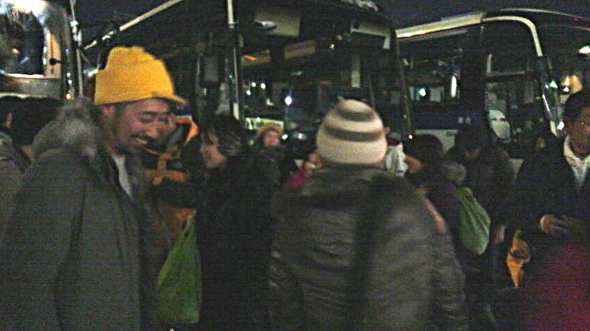 広島駅、ついたー